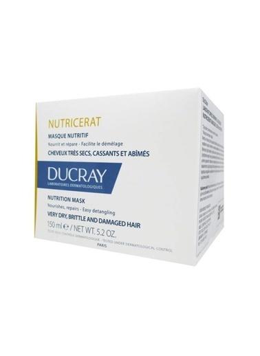 Ducray DUCRAY Nutricerat Maske 150 ml Renksiz
